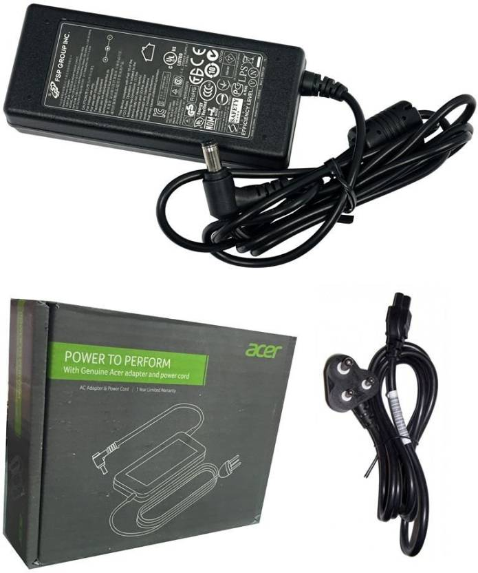 Acer 4743 65W Laptop Adapter Price in Chennai, Hyderabad, Telangana