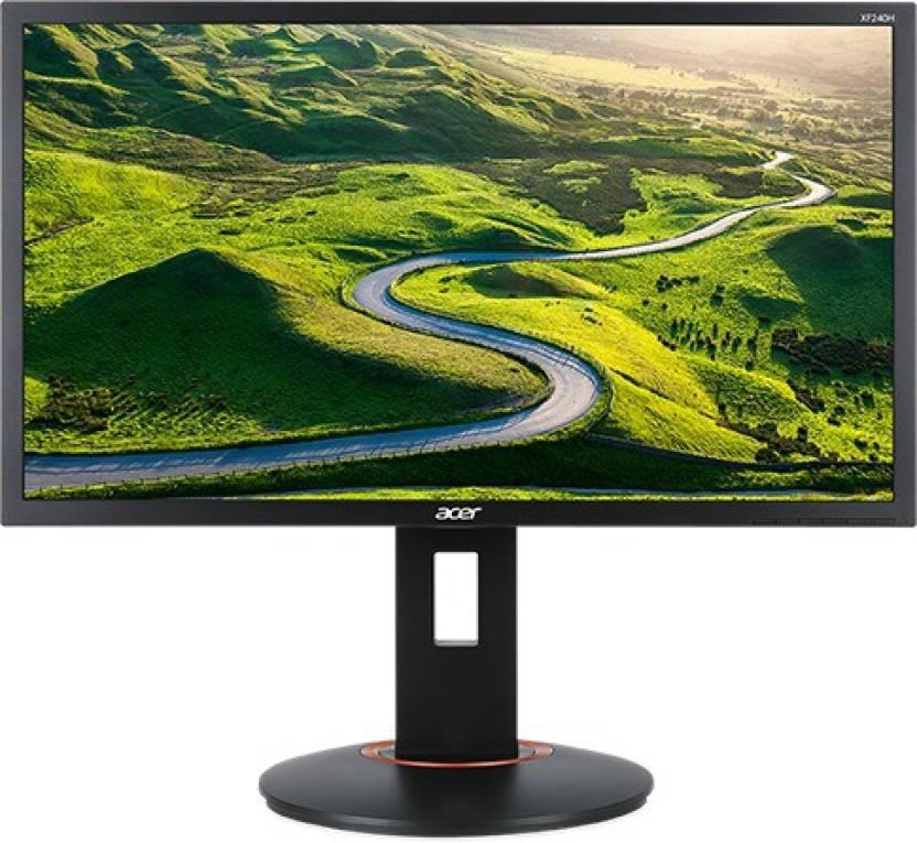 Acer XFA240 bmjdpr 24 inch Full HD LED Backlit Monitor Price in Chennai, Hyderabad, Telangana